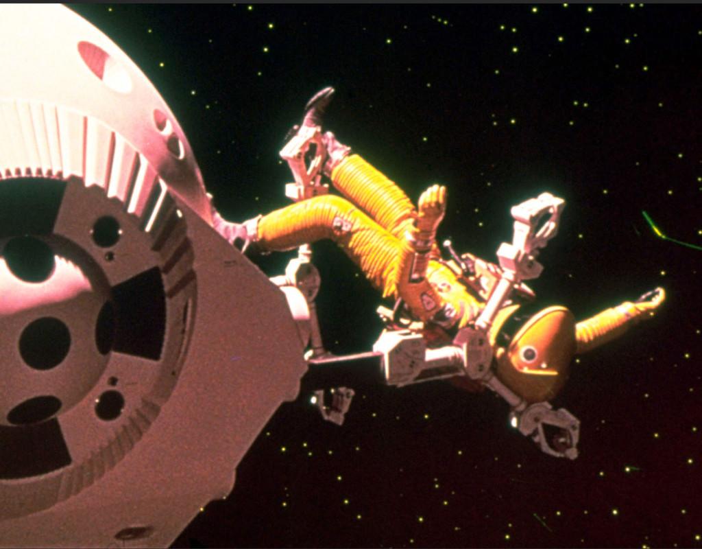 År 2001: ett rymdäventyr, Stanley Kubrick (1968)