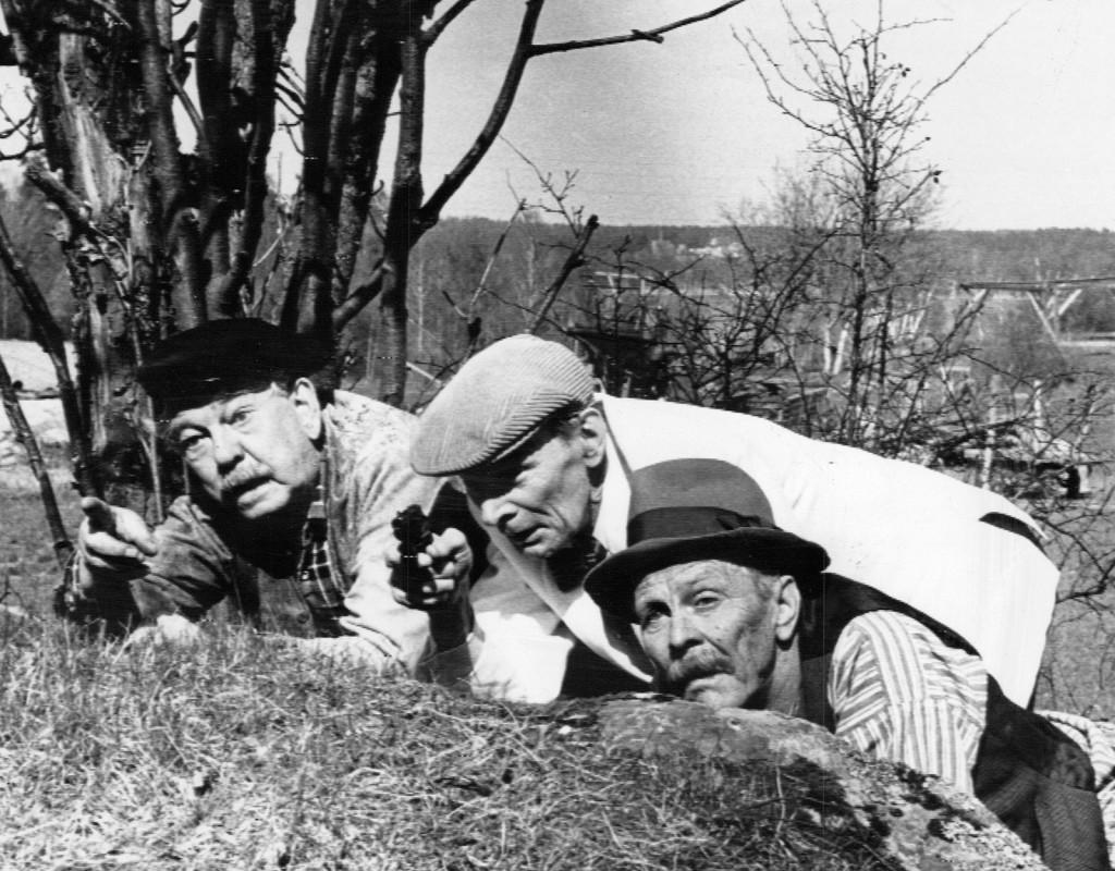 Åsa-Nisse, Ragnar Frisk (1949)
