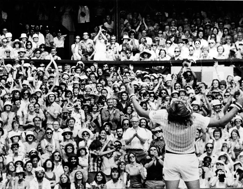 Björn Borg, (1956), tennis. Fem titelvinster i följd i Wimbledon 1976-81. Sex segrar i Franska Öppna. Världsetta på rankingen 1979-1981.