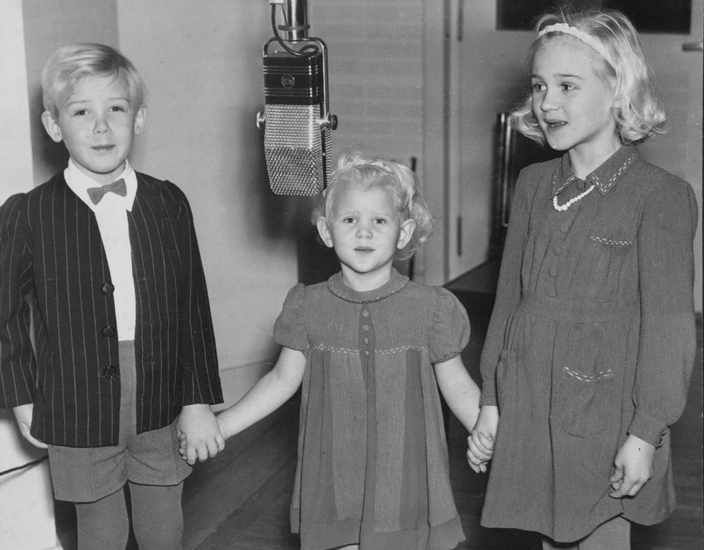 Barnens Brevlåda med Sven Jerring