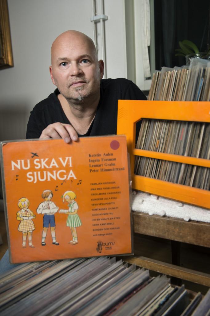 foto : anna tŠrnhuvud : jobb om 70-talister. ulf larsson och jenny sjšš.