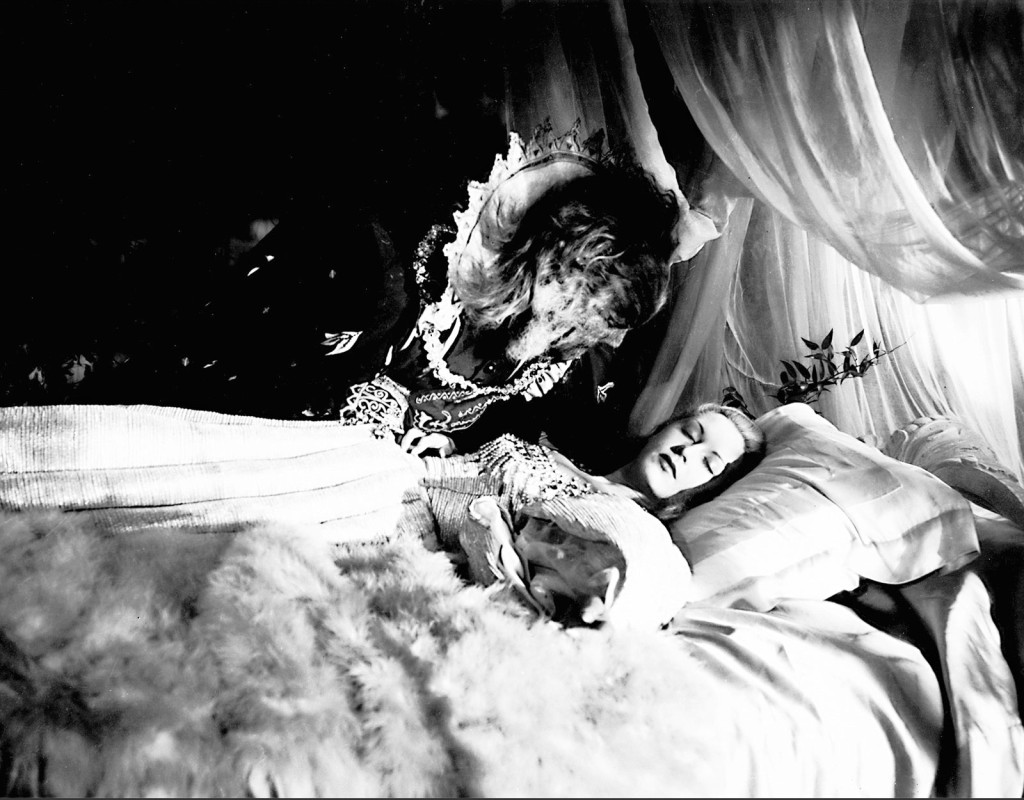 Flickan och odjuret, Jean Cocteau (1946)