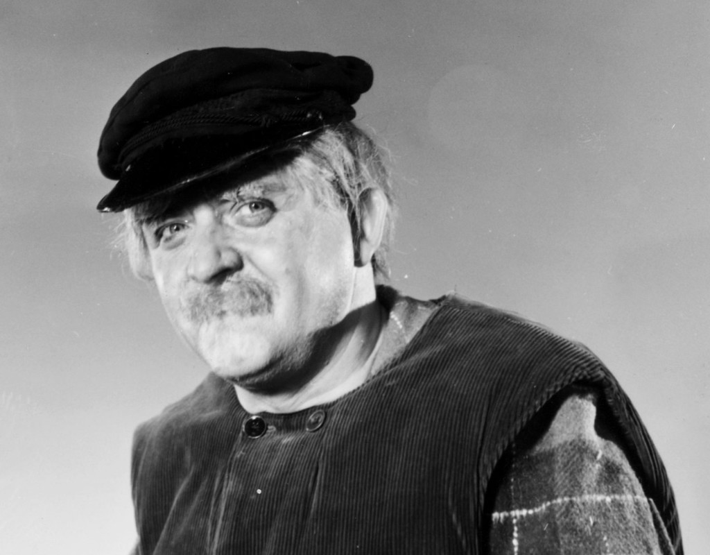 Stig Järrel, revyartist.
