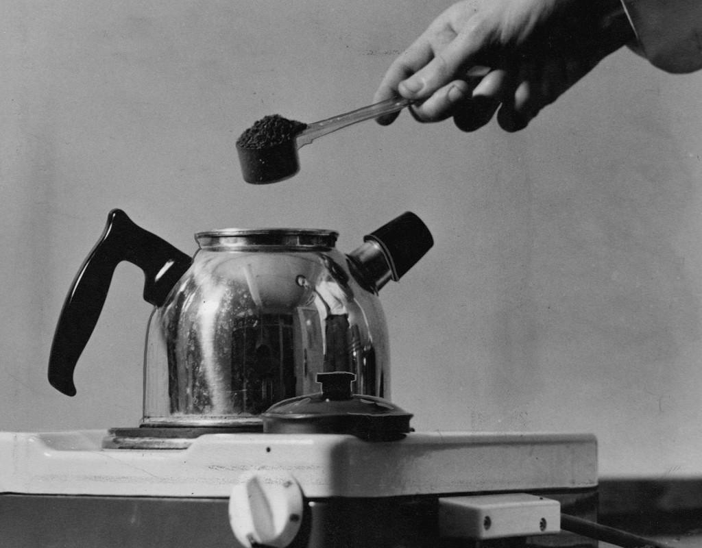 Kaffepannan Visseljohanna (1955)