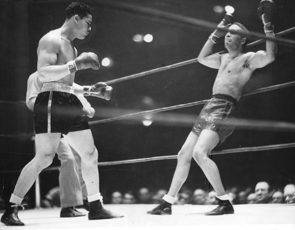 Joe Louis, (1914-1981), USA, boxning. Världsmästare i tungvikt, 1937-1949.