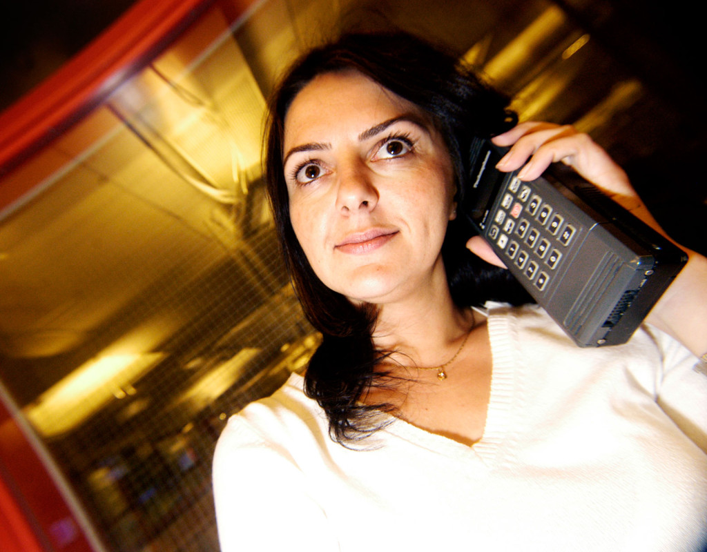 Biltelefon (yuppienalle)