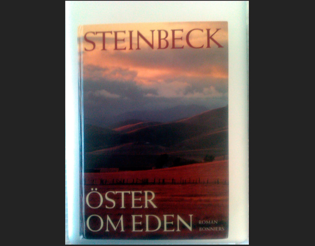 Öster om Eden, John Steinbeck (1952)