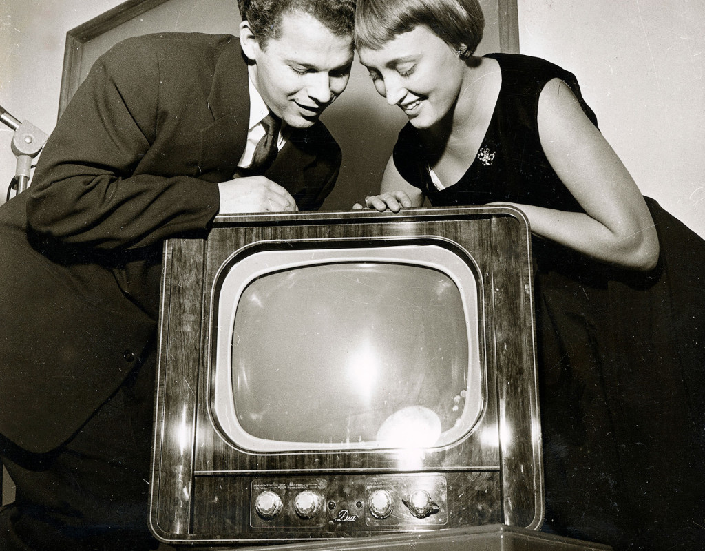 TV-apparaten (i Sverige 1956)