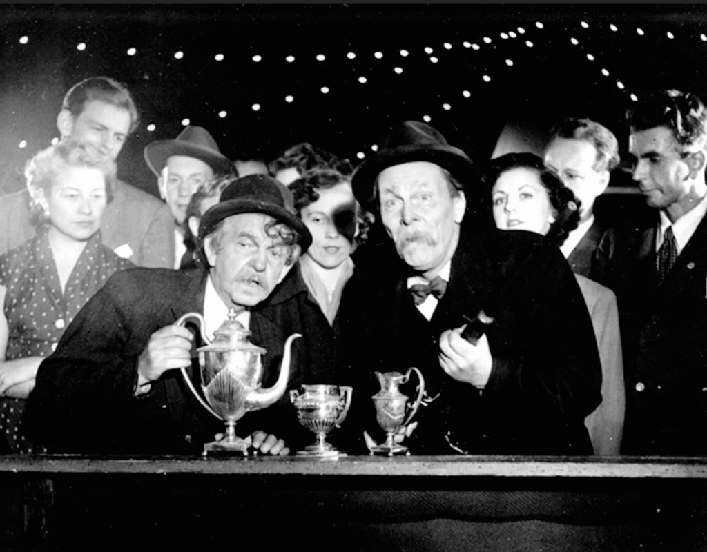 Åsa-Nisse på nya äventyr, Ragnar Frisk (1952)