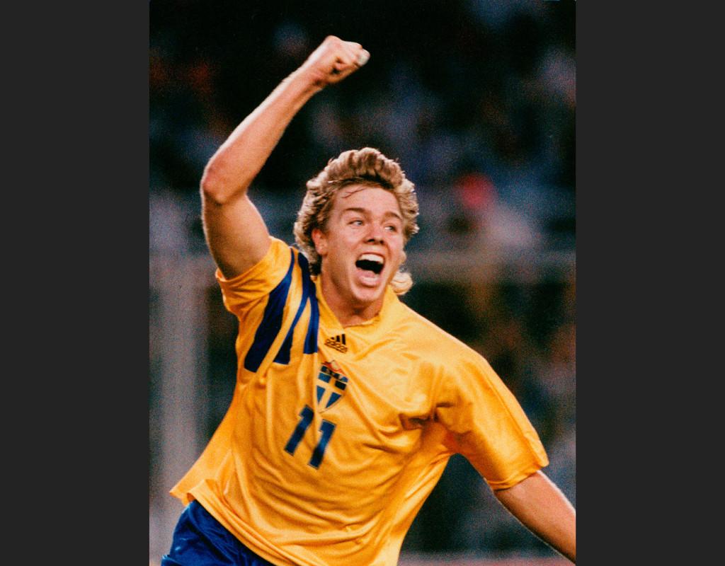 Tomas Brolin (1969) /herrlandslaget fotboll. VM-brons 1994, EM-brons 1992. Vinnare av Cupvinnarcupen 1993, vinnare av Uefacupen 1995. Bragdguldet till fotbollslandslaget 1994. Guldbollen 1990 och 1994.