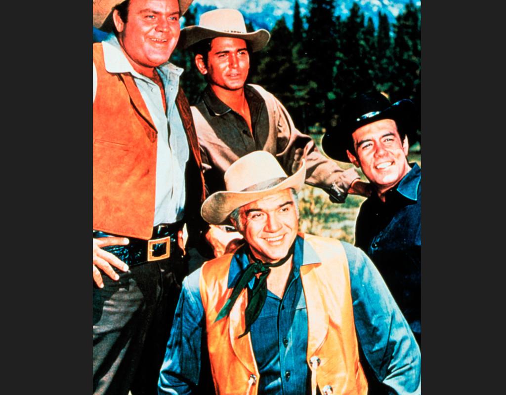 """""""Bröderna Cartwright"""" var en amerikansk tv-serie som blev dundersuccé."""