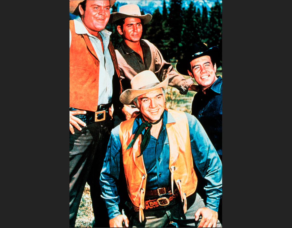 Bröderna Cartwright, westernserie (1959-1973)
