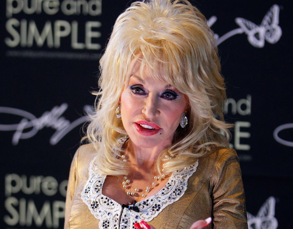 Dolly Parton, sångerska, 1946