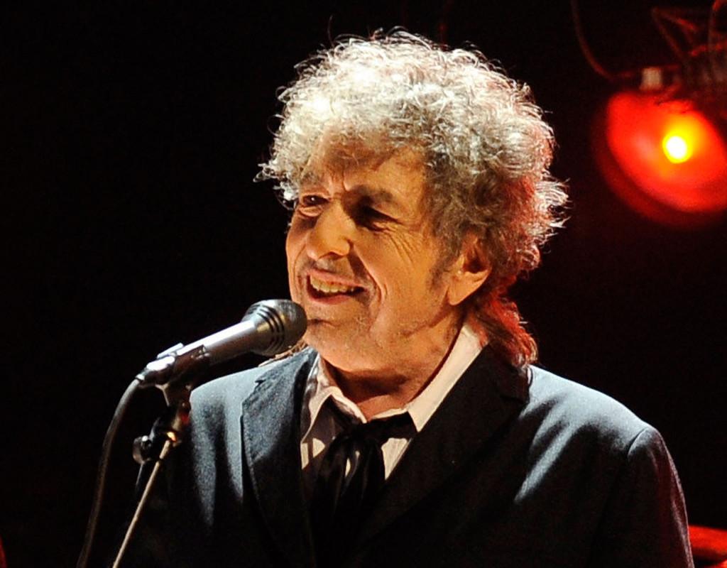 Bob Dylan, artist, 1941.