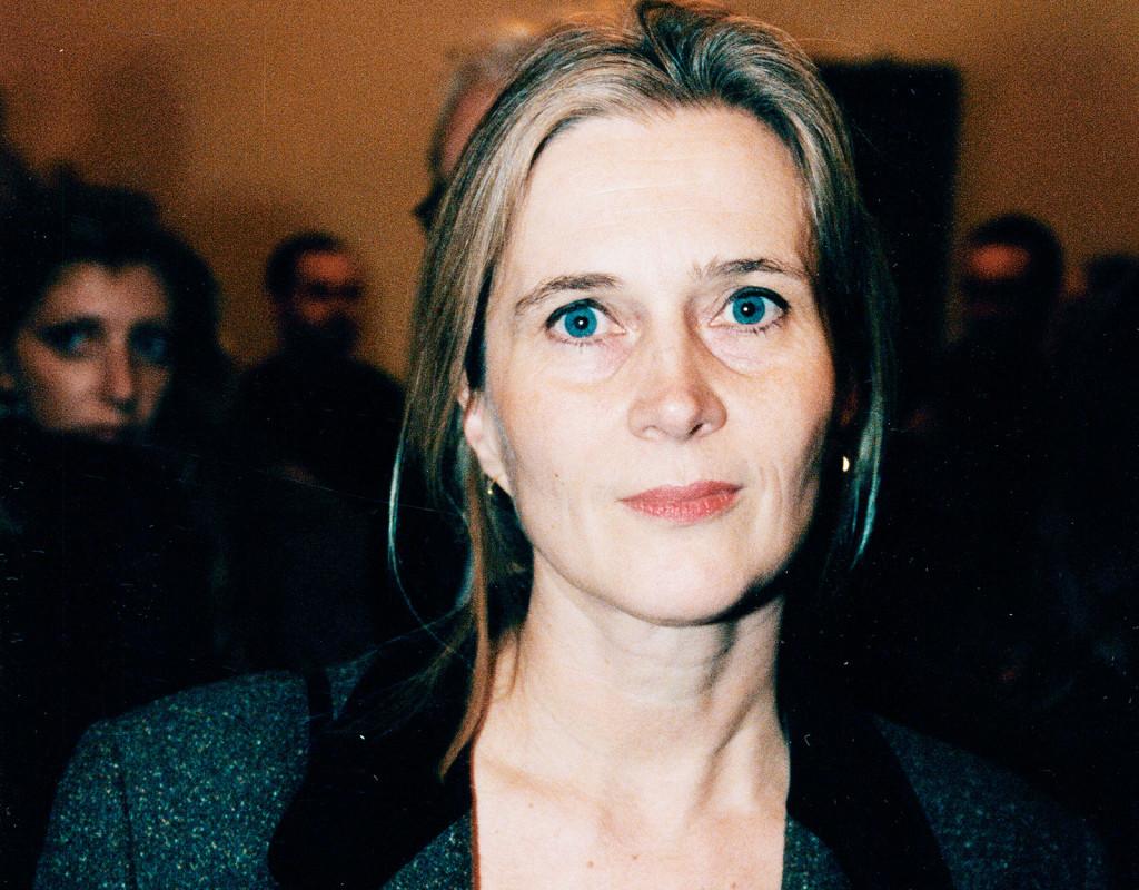 Katarina Frostenson, författare, 1953.