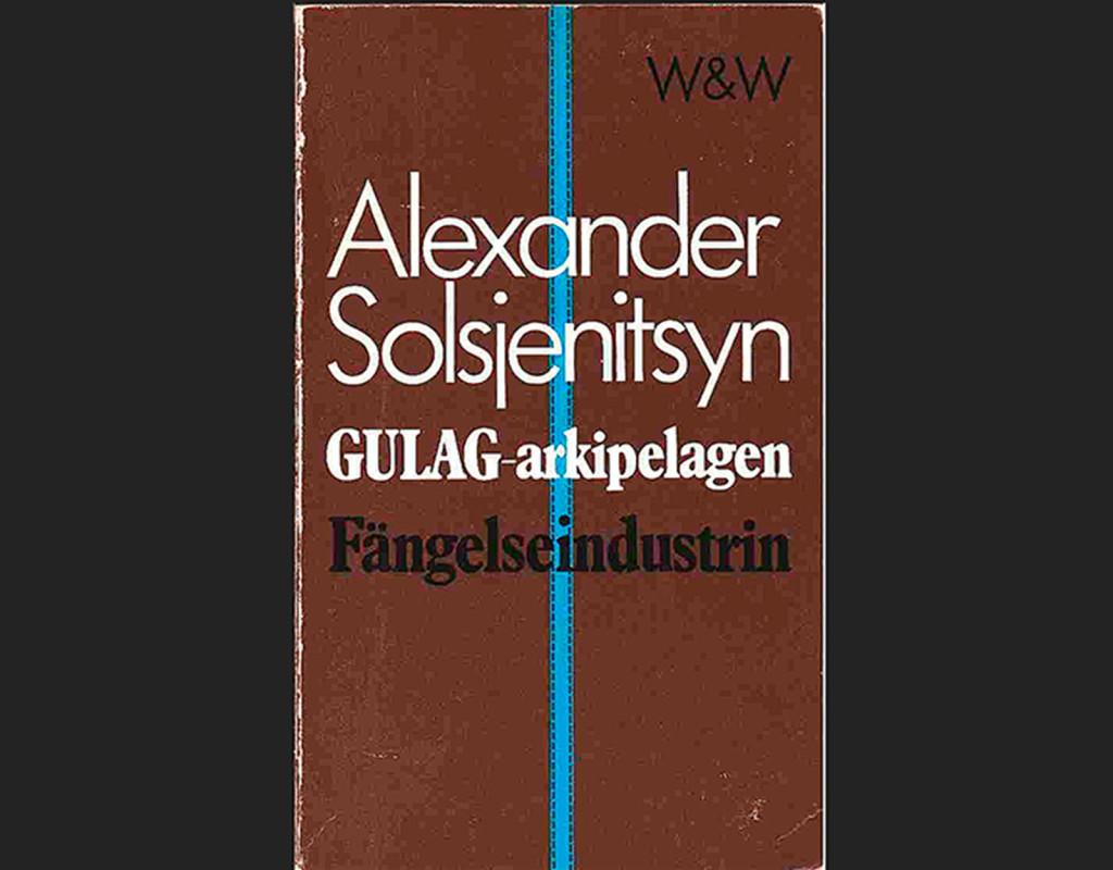GULAG-arkipelagen, Alexandr Solzjentsyn (1972)