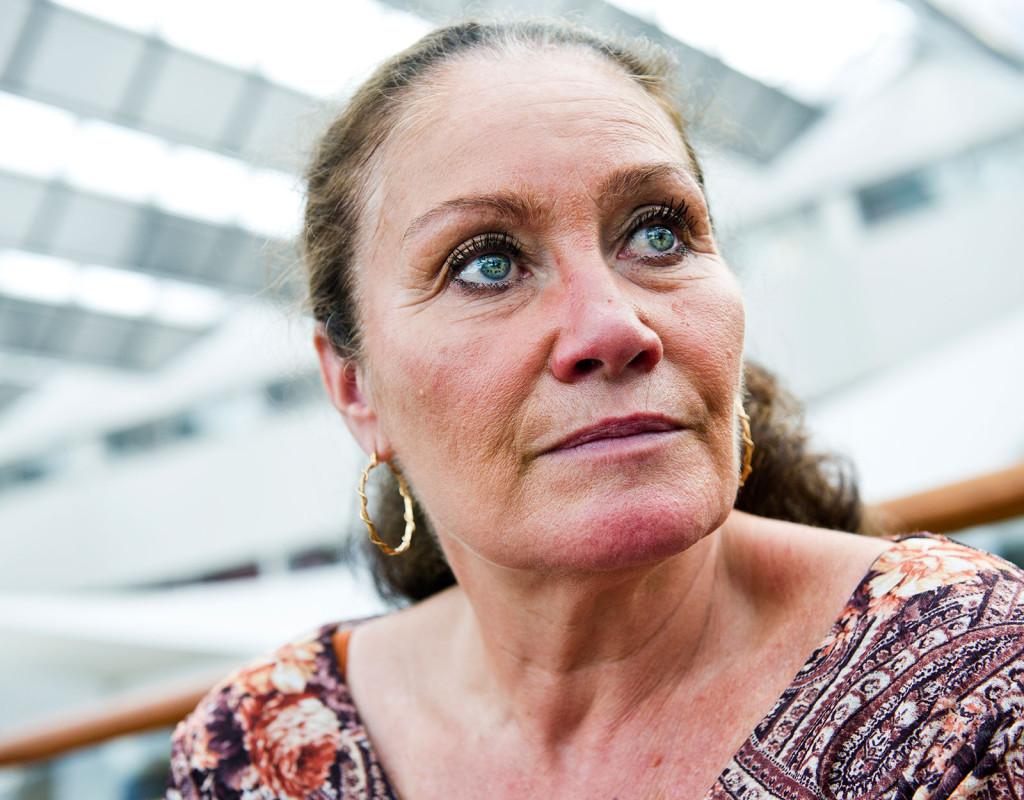 Linda Haglund, friidrottslegendar, en av 56:orna, 1956-2015.