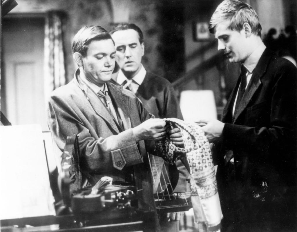Halsduken, första deckarserien (1962)