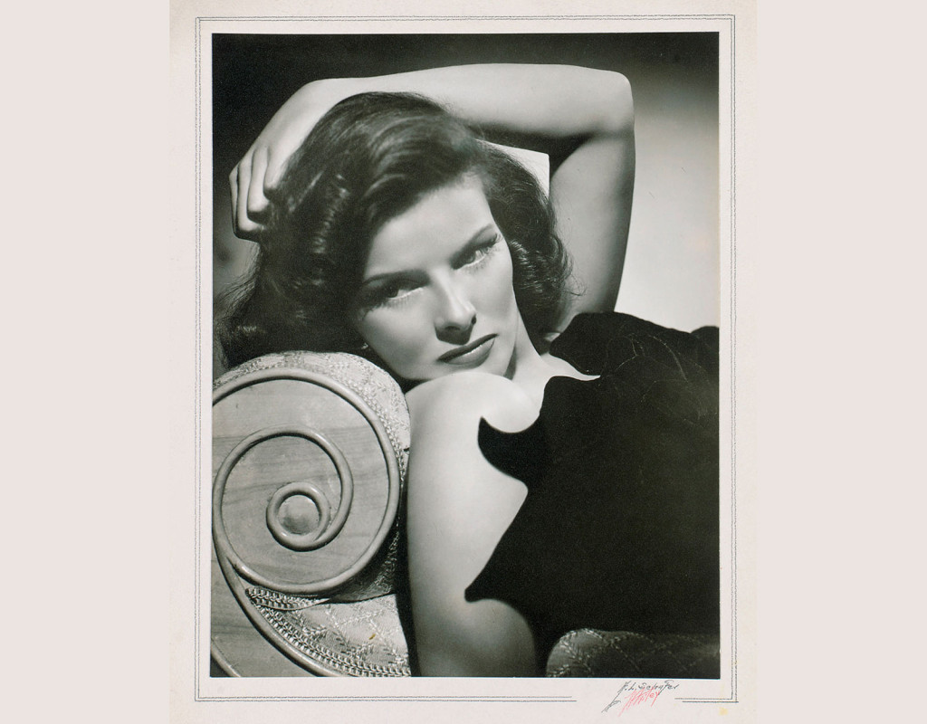 Katharine Hepburn, skådespelerska.