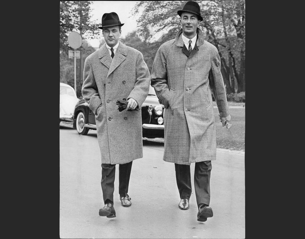 Kostym för män