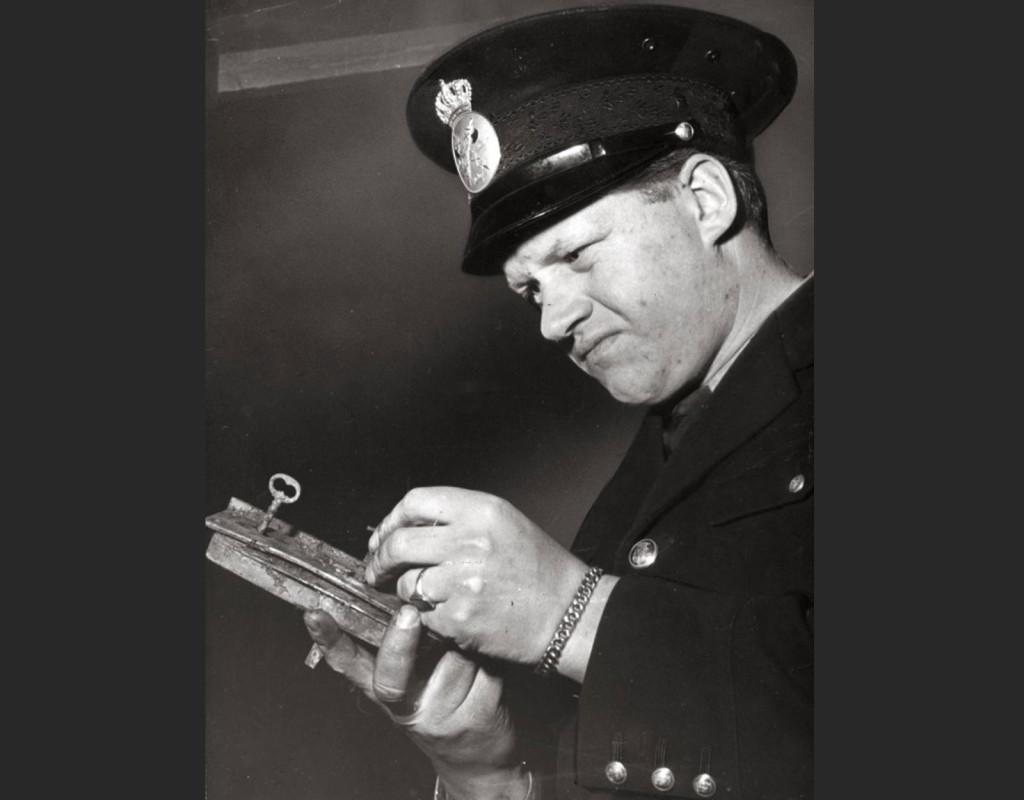 Hurvamördaren. Tore Hedin var polisen som begick tio mord i Skåne –och själv utredde ett av dem, mordet på Allan Nilsson 1951. Mest uppmärksammade blev de så kallade Hurvamorden då Hedin, natten till den 22 augusti 1952, mördade nio personer. Han skrev därmed in sig i svensk kriminalhistoria som den mest ökända massmördaren. Foto: ARKIV