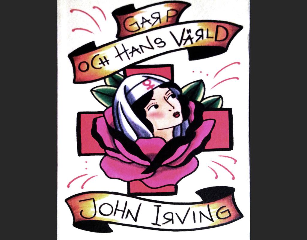 Garp och hans värld, John Irving (1978)
