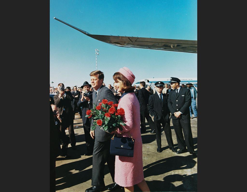 Jackie Kennedy var en stilikon och hade ofta dräkter från modehuset Chanel.
