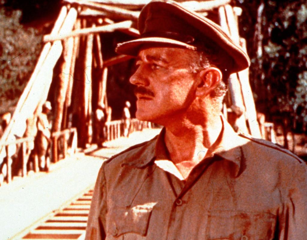 Bron över floden Kwai, David Lean (1957)