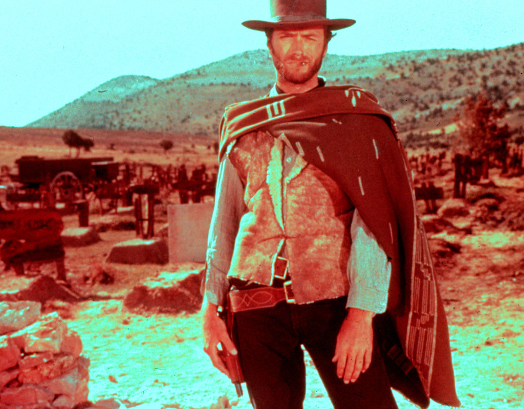 Den gode, den onde, den fule, Sergio Leone (1966)