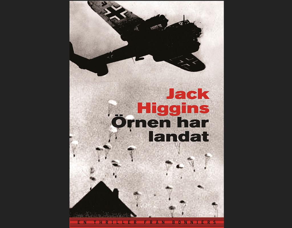 Örnen har landat, Jack Higgins (1973)