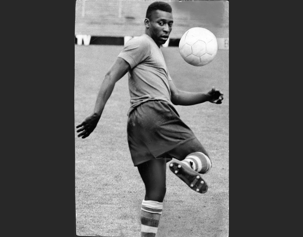 Pelé, (1940), Brasilien, fotboll. VM-guld 1958, 1962, 1970. Skyttekung i olika ligor i Brasilien 12 gånger. Mästare med New York Cosmos 1977.