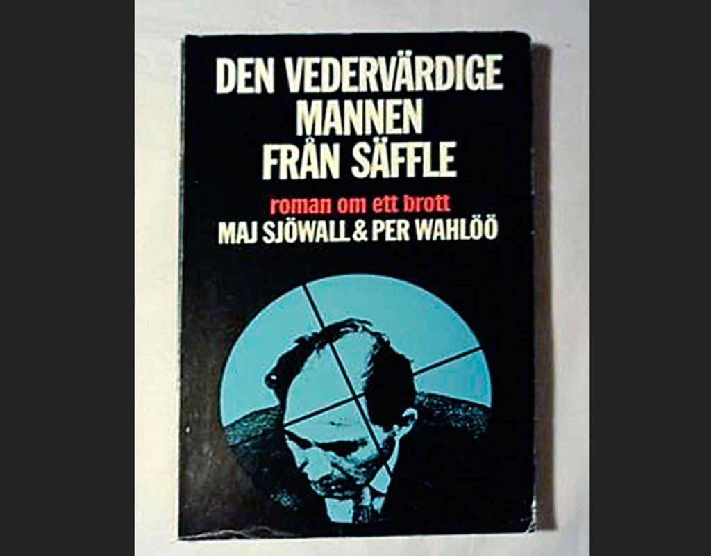 Den vedervärdige mannen från Säffle, Sjöwall och Wahlöö (1971)