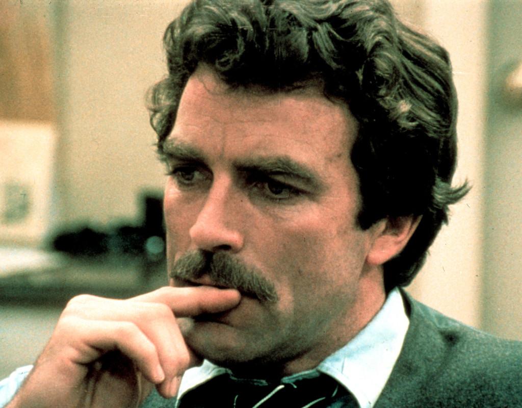 Tom Selleck, skådespelare.