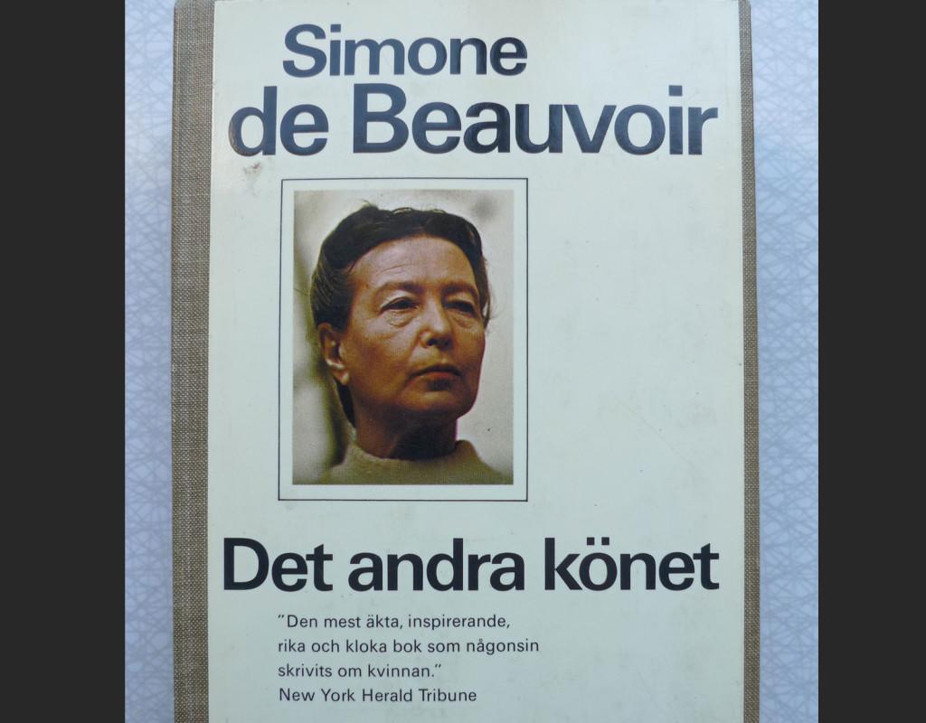 Det andra könet, Simone de Beauvoir (1949)