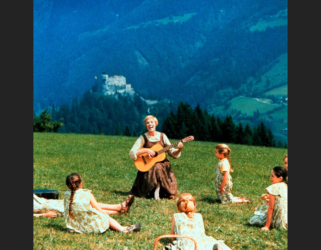 Sound of Music, Robert Wise (1965)