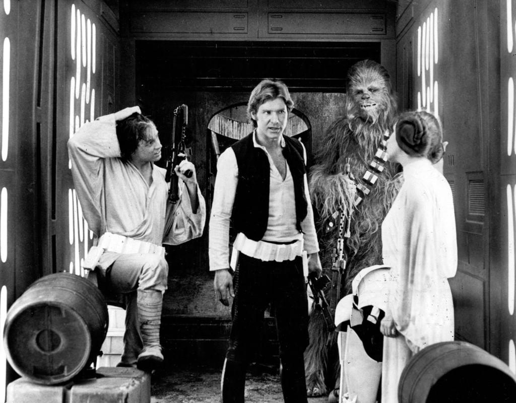 Stjärnornas krig, George Lucas (1977)