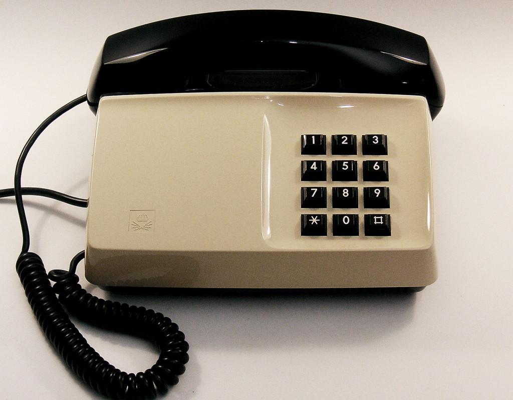 Diavoxtelefonen (1978)