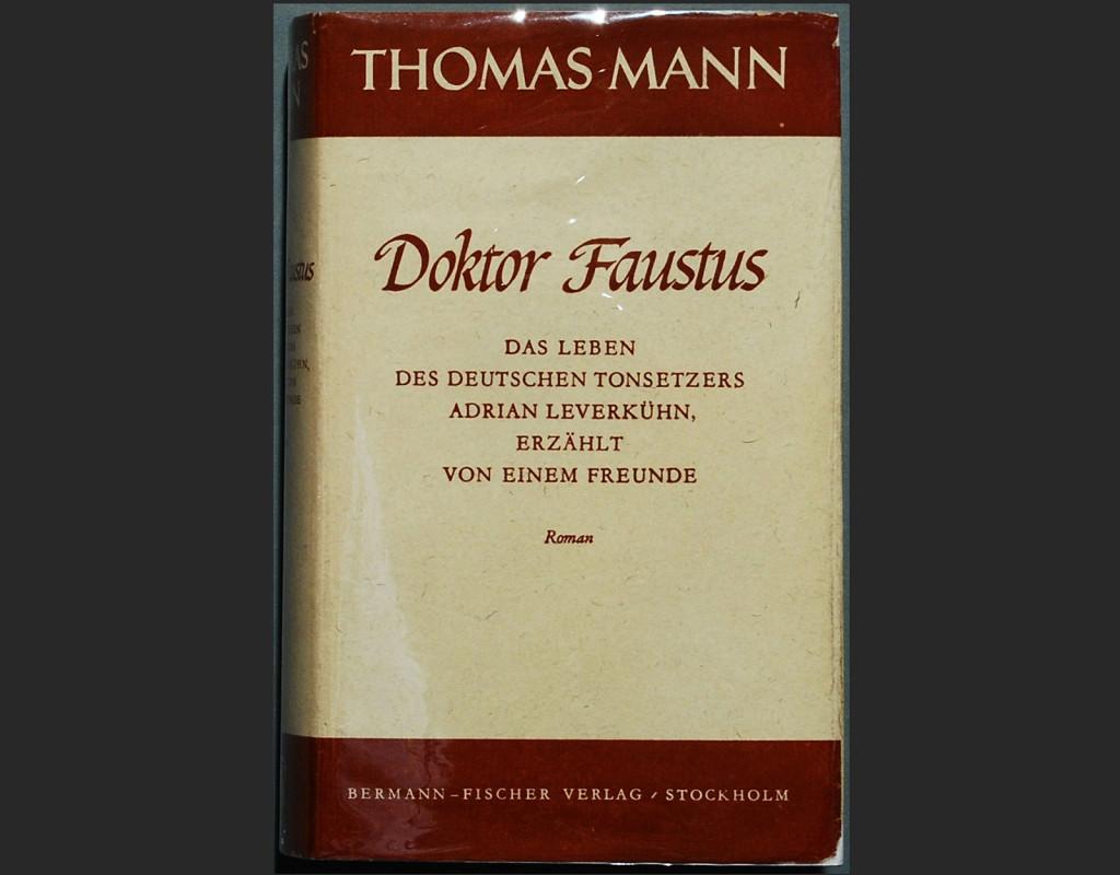 Doktor Faustus, Thomas Mann (1947)