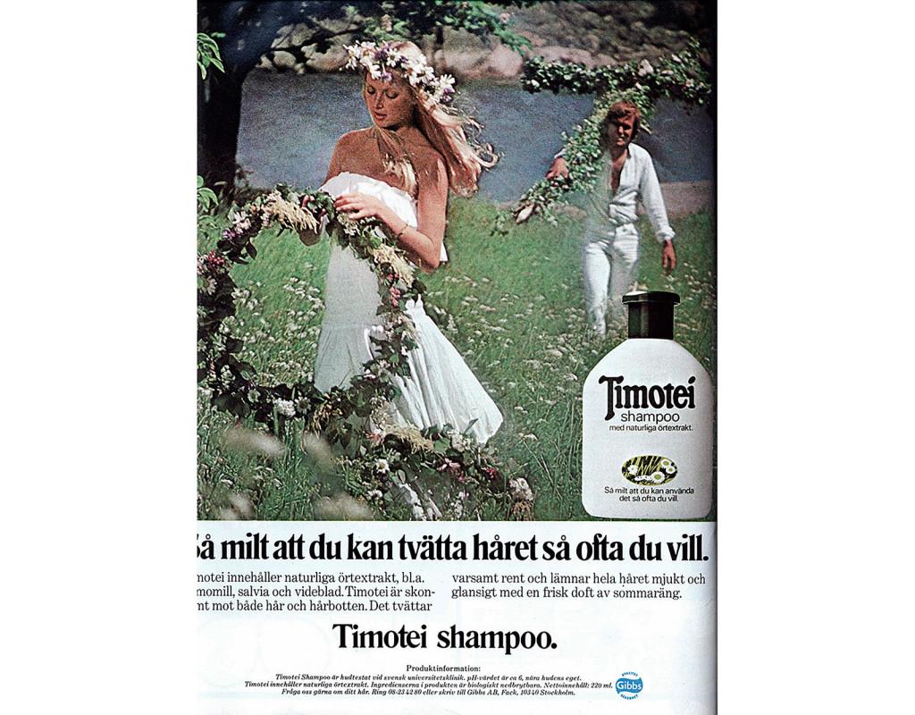 Timotei schampoo