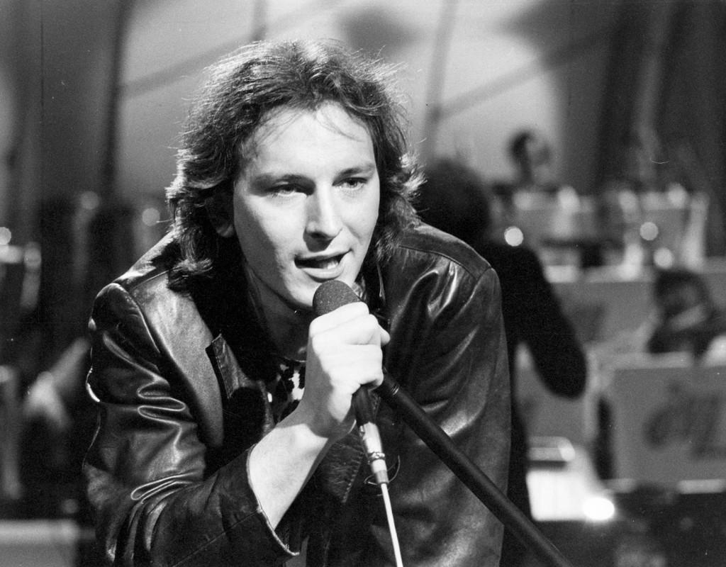 Tomas Ledin, sångare.